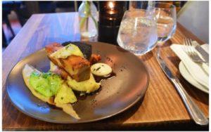 Dining in Dublin 12
