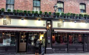 Dining in Dublin 6
